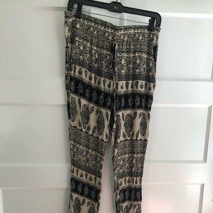 BOHO elephant pants